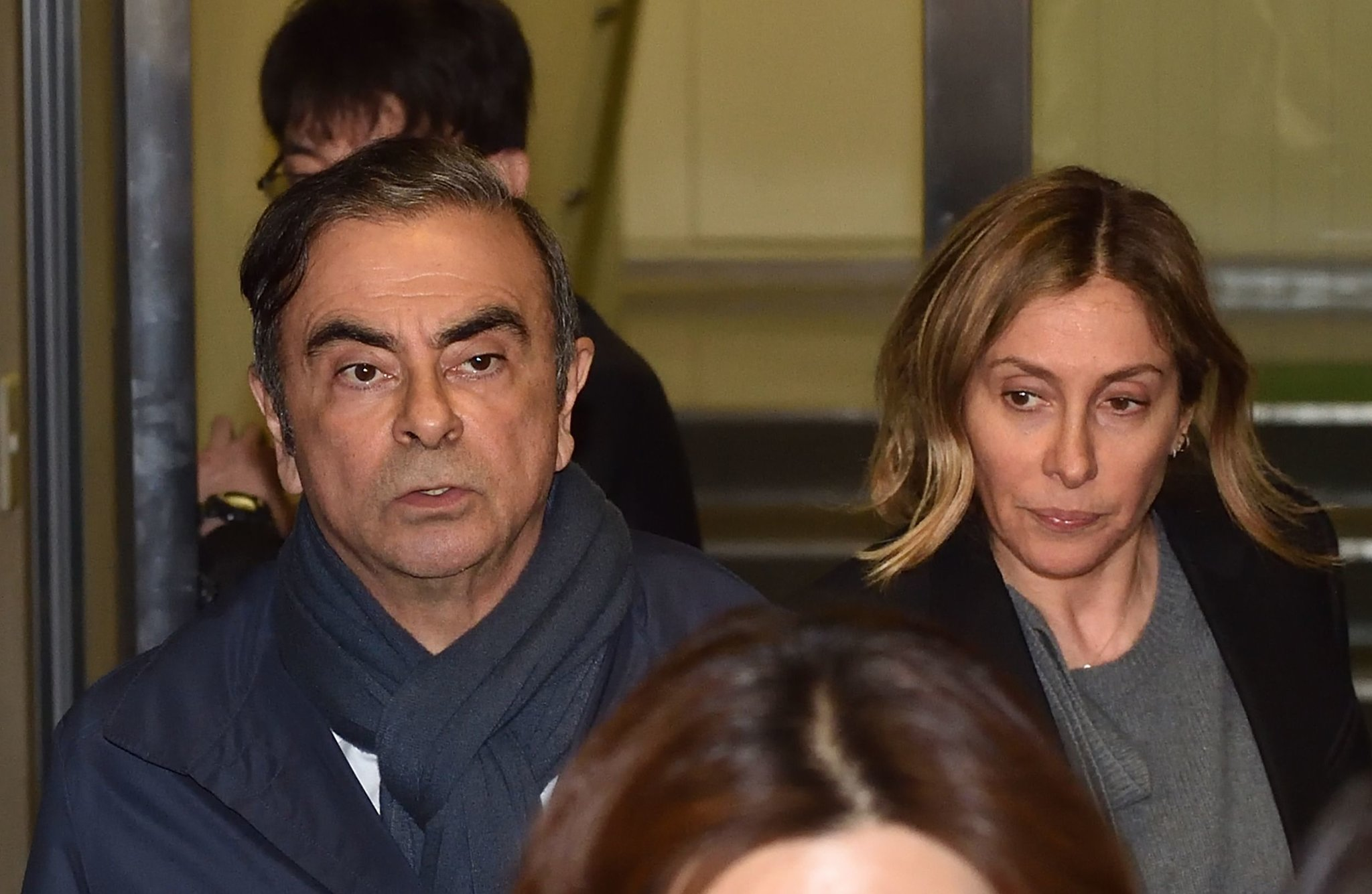 'I'm going to clear my name': Carlos Ghosn seeks truth, justice and freedom in Beirut